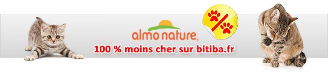 Croquettes Almo Nature pour chat