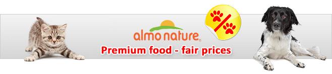 Almo Nature Dog & Cat Food