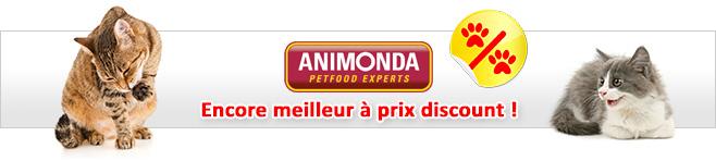 Pâtée Animonda pour chat