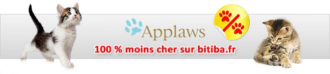Pâtée Applaws pour chat