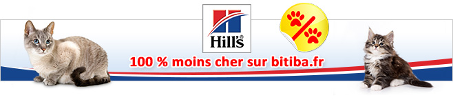 Croquettes Hill's Science Plan pour chat