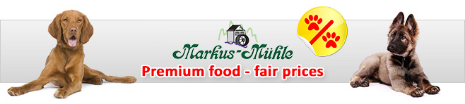 Markus-Mühle Dry Dog Food