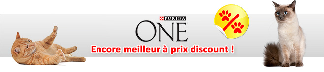 Aliments Purina One pour chat