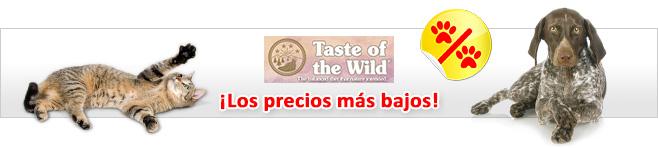 Taste of the Wild logo
