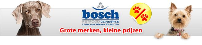Bosch droogvoer voor honden