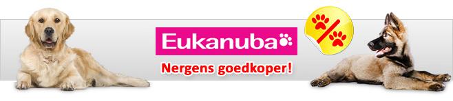 Eukanuba droogvoer voor honden
