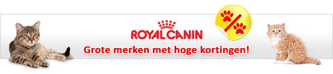 Royal Canin natvoer voor katten