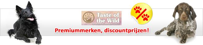 Taste of the Wild droogvoer voor honden