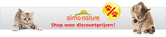 Almo Nature droogvoer voor katten