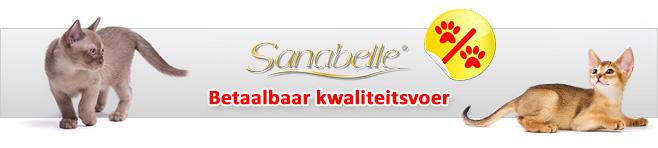 Sanabelle droogvoer voor katten