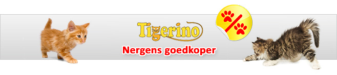 Tigerino kattenbakvulling