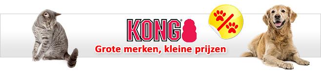 Kong speelgoed voor hond en kat