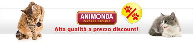 Crocchette per gatti Animonda