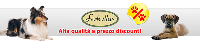 Snack per cani Lukullus