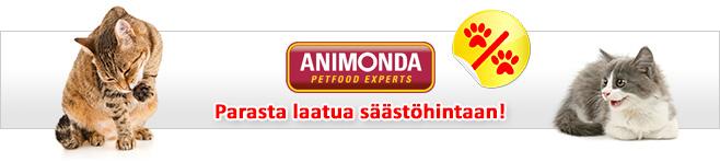 Animonda Carny kissan märkäruoat