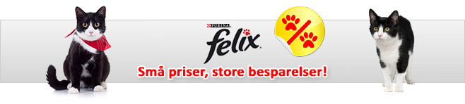 Felix / Pussi kattefoder