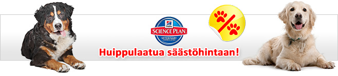 Hill's Science Plan koiranruoat