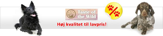 Taste of the Wild hundefoder
