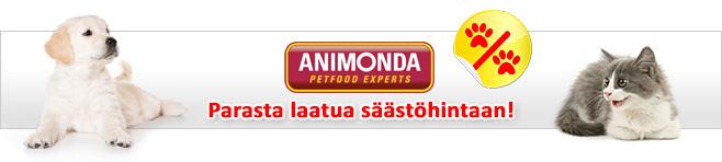 Animonda lemmikinruoat
