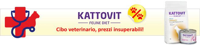 Dieta specifica per gatti Kattovit