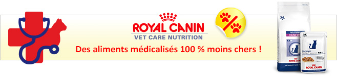 Pâtée Royal Canin Vet Care Nutrition pour chat