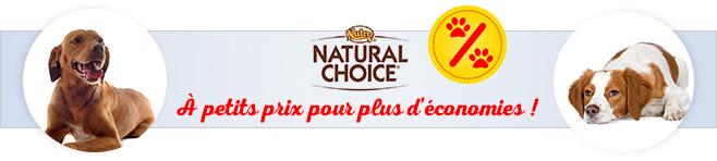 Croquettes Nutro Natural Choice pour chien