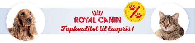 Royal Canin hunde- & kattefoder
