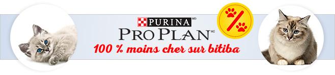 Croquettes Purina Pro Plan pour chat