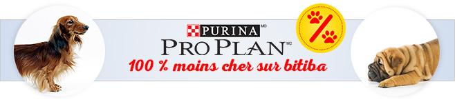 Croquettes Purina Pro Plan pour chien