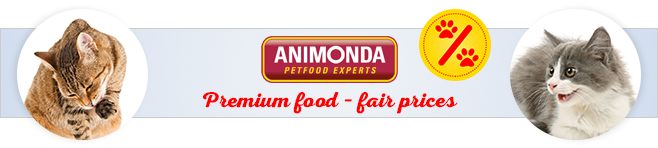Animonda Wet Cat Food