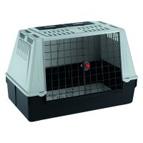 Cages de transport en plastique pour chien
