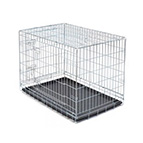 Metal Dog Cages & Crates