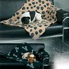 Couvertures et matelas pour chien