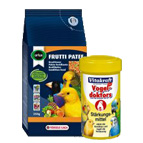 Compléments alimentaires pour oiseaux