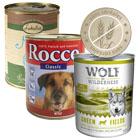 Pâtée sans céréales pour chien