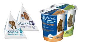 Friandises Sanabelle pour chat