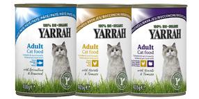 Pâtée Yarrah Bio pour chat