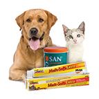 Complementos alimenticios para mascotas