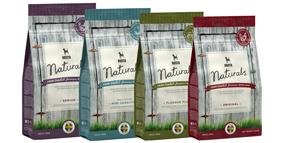Bozita Naturals torrfoder för hund