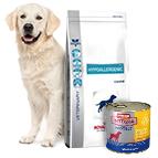 Comida veterinaria para perros