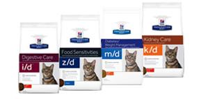 Hill's Prescription Diet kattefoder