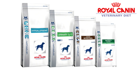 Royal Canin Veterinary Diet perros