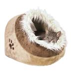 Camas, cuevas y mantas para gatitos