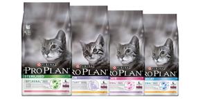 Pro Plan torrfoder för katter