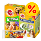 Snack per cani in offerrta