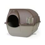 Maisons de toilette sans filtres pour chat