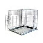Metalen benches voor honden