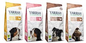 Croquettes Yarrah Bio pour chien
