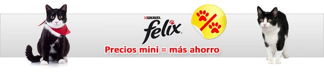 Felix comida húmeda gatos