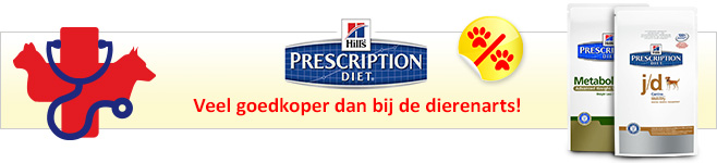 Hill's Prescription Diet speciaalvoer voor katten